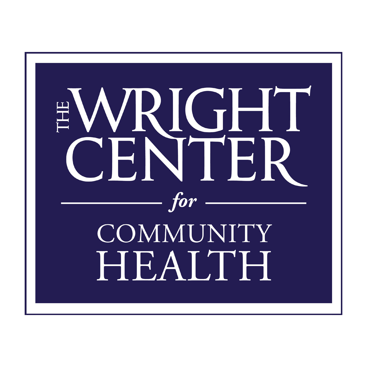The Wright Center for Community Health